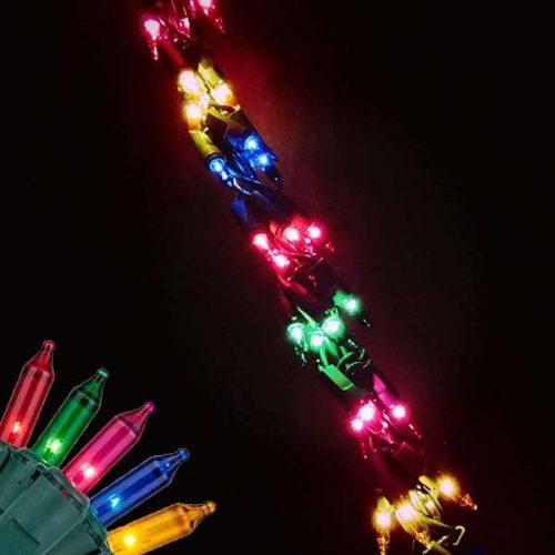 J Hofert Co Garland Lights
